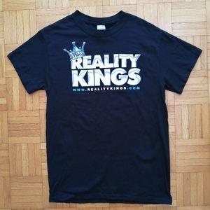 Reality Kings T-shirt Small
